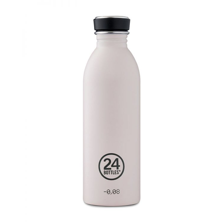 24Bottles Edelstahlflasche Satin Finish Edition 0,5 Liter Gravity